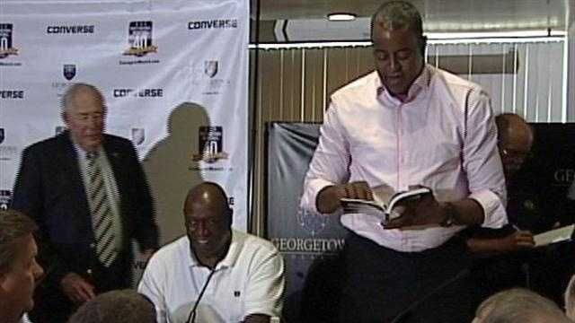 1972 Olympic basketball team reunites in Ky.