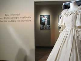 Diana: A Celebration is at the Frazier History Museum from September 15, 2012 through January 13, 2013