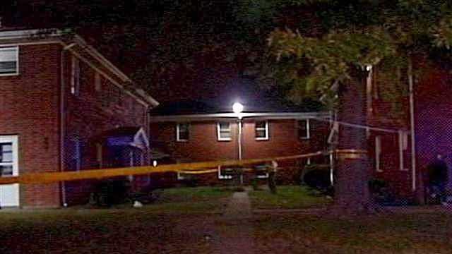 Norene Lane Homicide Scene