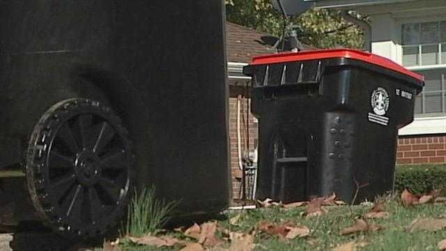 As Louisville strives to be a more sustainable and healthy city, Mayor Fischer rolled out a new pilot recycling program.