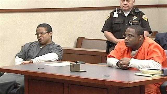 2 men accused in slaying of witness to be tried separately