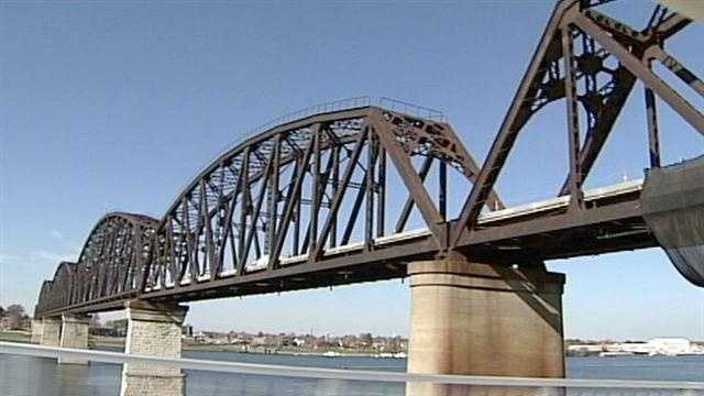The Waterfront Development Corporation met Wednesday to give an update on the progress of the Big Four Bridge.