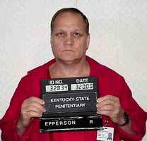 Roger Epperson was the accomplice of Benny Lee Hodge, who is also a death row inmate. They stabbed Tammy Acker to death while robbing the home of her father, who was also choked unconscious. Epperson assisted in stealing $1.9 million, jewelry, and handguns.