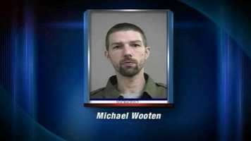 Michael Wooten: Charged with two counts of first-degree robbery. (Read more)