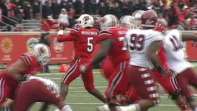 UofL football improves to No. 9 in BCS standings