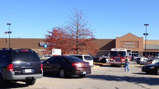 1 shot, killed outside Walmart in Hillview
