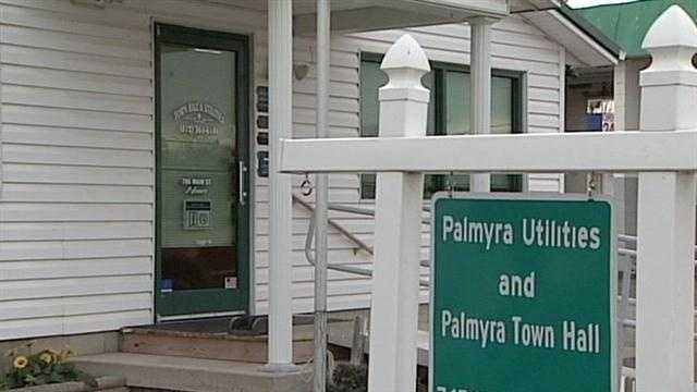 Several town leaders in Palmyra in southern Indiana are facing criminal charges.