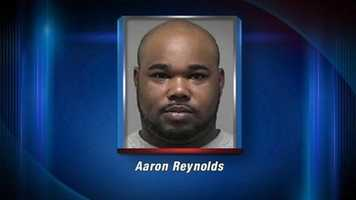 Aaron Reynolds: Charged with with first-degree robbery  (Read more)