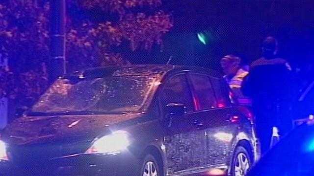 Police investigate after man killed in crash