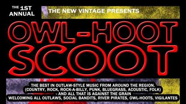New Vintage Showcase Owl Hoot Scoot 11.30.12