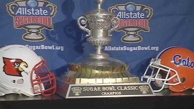 UofL football fans make plans for Sugar Bowl in New Orleans