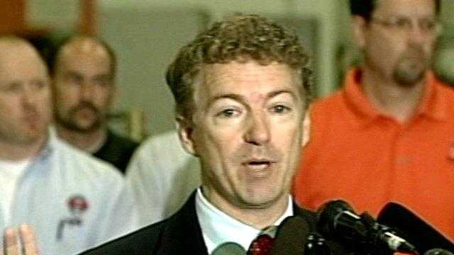 LOUISVILLE NEWS: Rand Paul