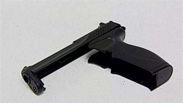 Boy accused of bringing parts of gun replica on bus