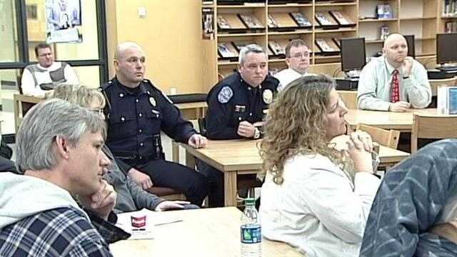 Oldham Co. holds forums to reassure parents of child safety