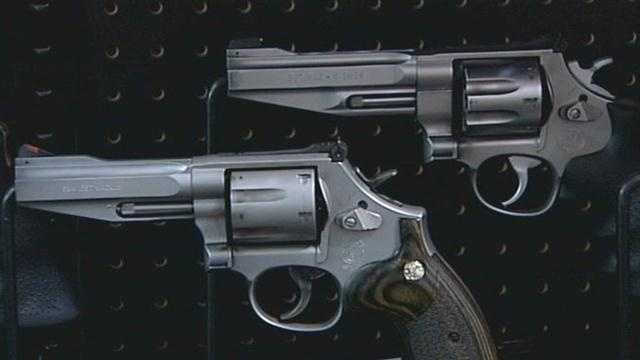 New Albany police offer to buy back guns from public