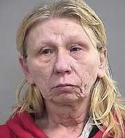 Janet Henderson: Charged with identity theft  (Read more)