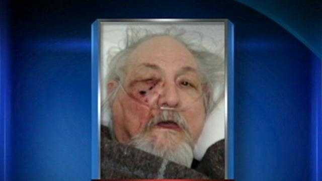 An 84-year-old paralyzed man is charged with murder and first-degree assault after a shooting in Grayson County.
