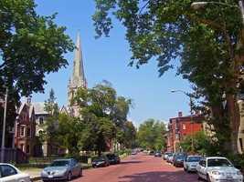 9. Newburgh, New York