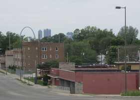 1. East St. Louis, Illinois