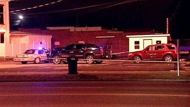 Police investigate pair of nightclub shootings
