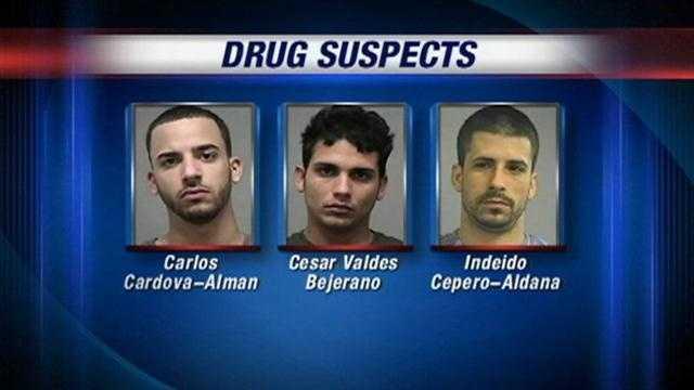 Police: Drug dealers intended to rob buyer of $20K
