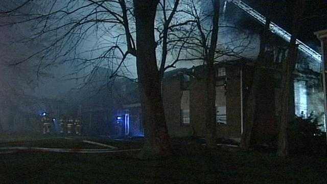 There have been house fires in several parts of Louisville over the past several days, keeping fire crews busy.