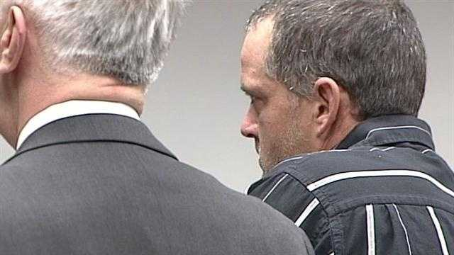 Former fire captain facing charges appears in court