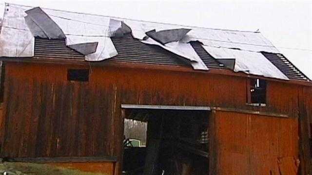 NWS confirms EF-0 tornado in Harrison County