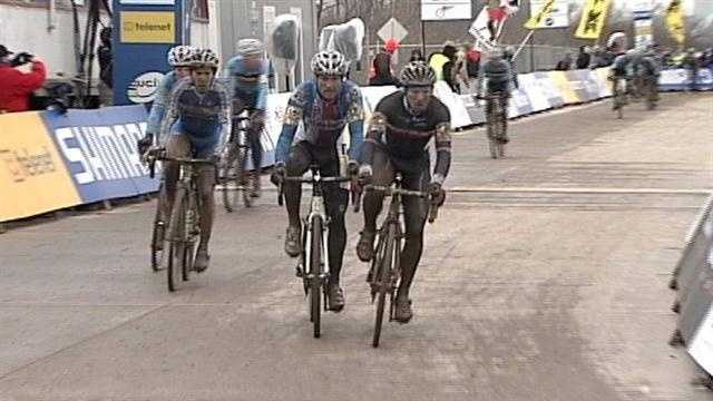 Organizers say Cyclo-cross World Championship successful