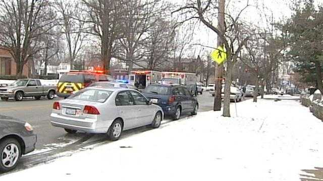Police: Victims in Frankfort Ave. shooting shot each other