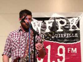Discount Guns performed on WFPK's Live Lunch.Click here to check out the WFPK Live Lunch archives and upcoming schedule!Listen to Discount Guns