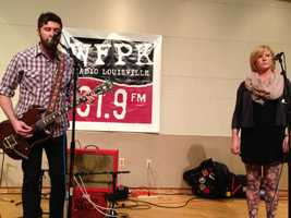 Discount Guns performed on WFPK's Live Lunch.Singer/songwriter Jess Langer is featured on the album and joined the band to lend vocals on a couple songs.Click here to check out the WFPK Live Lunch archives and upcoming schedule!Listen to Discount Guns