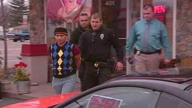 Police said a Clarksville business owner scammed illegal immigrants out of thousands of dollars for years by making fake government IDs.