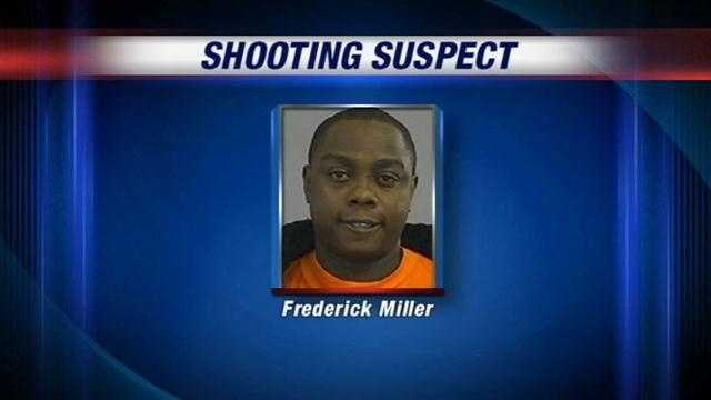 Police are searching for a suspect after a woman was shot twice in Jeffersonville.