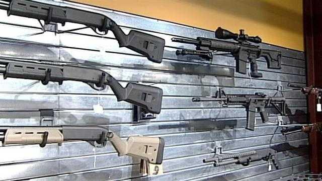 Senate passes bill blocking more federal gun laws