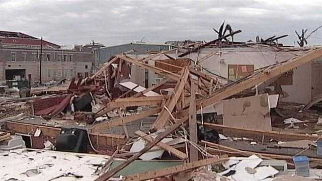 Community plans events to mark tornado anniversary