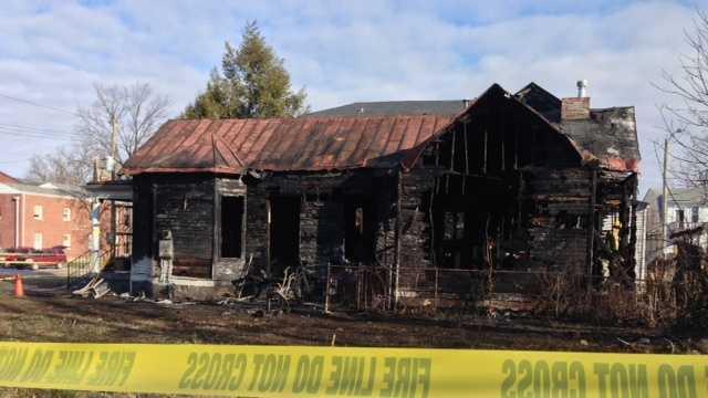 house fire cypress