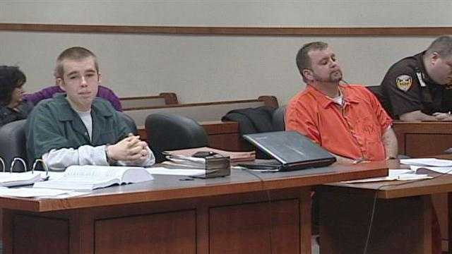 Lawyers present evidence to split trials for Gouker, Young