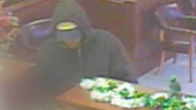 State police searching for man wanted in bank robberies