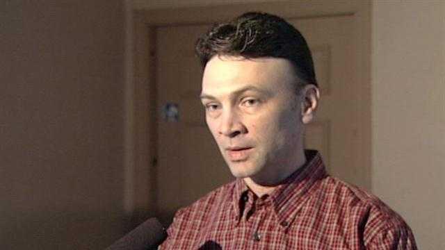 Husband of woman found dead in creek speaks out