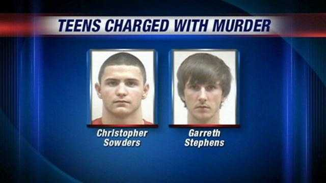 Teens accused of killing man during burglary appear in court