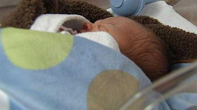Hospitals prep for Thunder baby boom