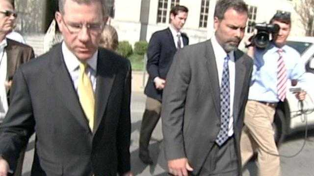Farmer pleads not guilty to federal charges