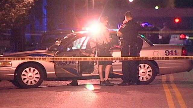 Police are investigating after a man was shot and killed near 7th and Oak streets.