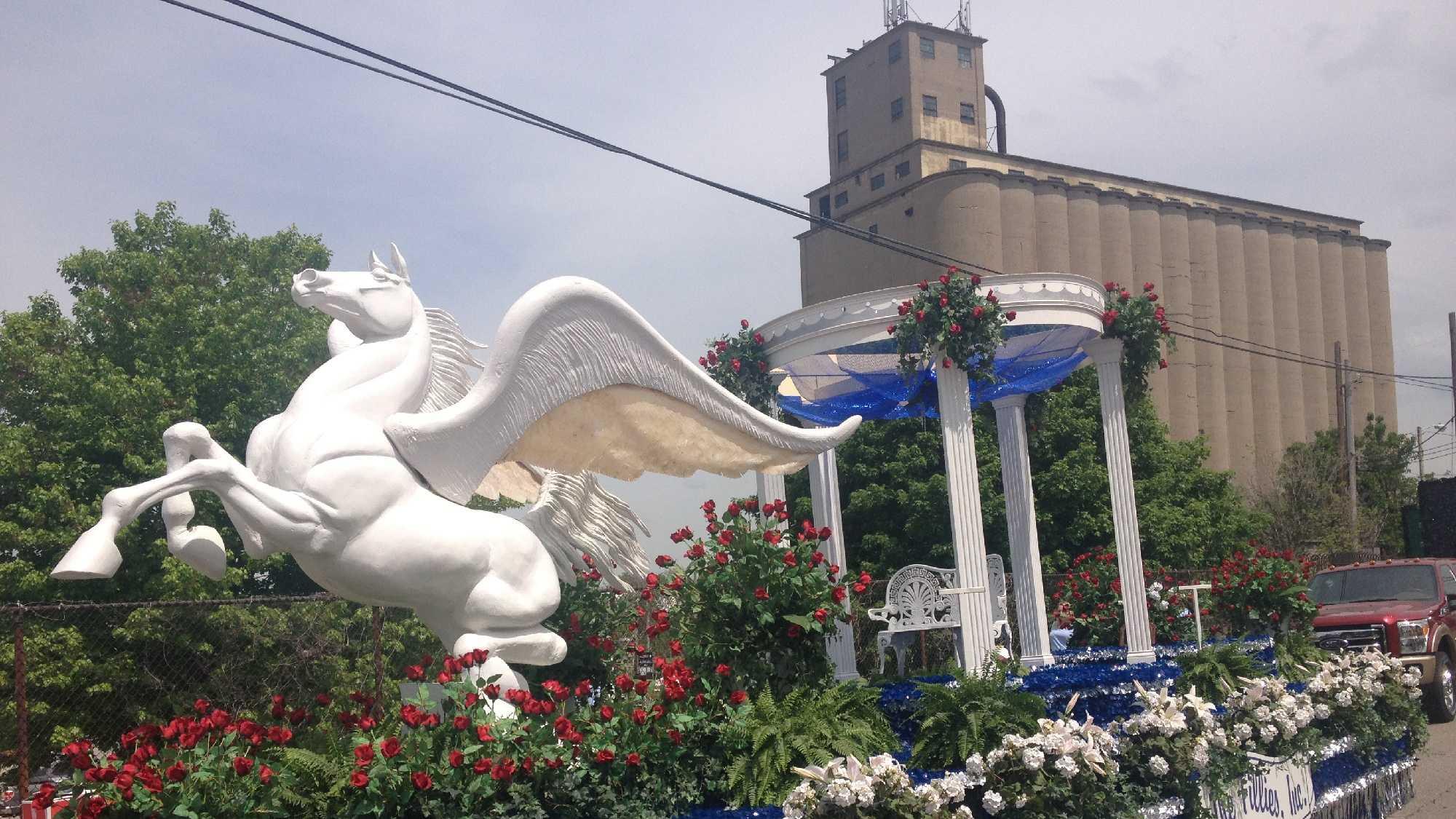 Pegasus Parade 69