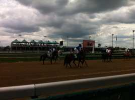 Frac Daddy - Post 18 - Odds 50-1Owner - Magic City Thoroughbred PartnersTrainer - Kenny McPeekJockey - Victor Lebron44 Points - November 24 - Finished second in the Kentucky Jockey Club at Churchill Downs April 13 - Finished second in the Arkansas Derby at Oaklawn Park