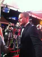 Actor Stephen Amell