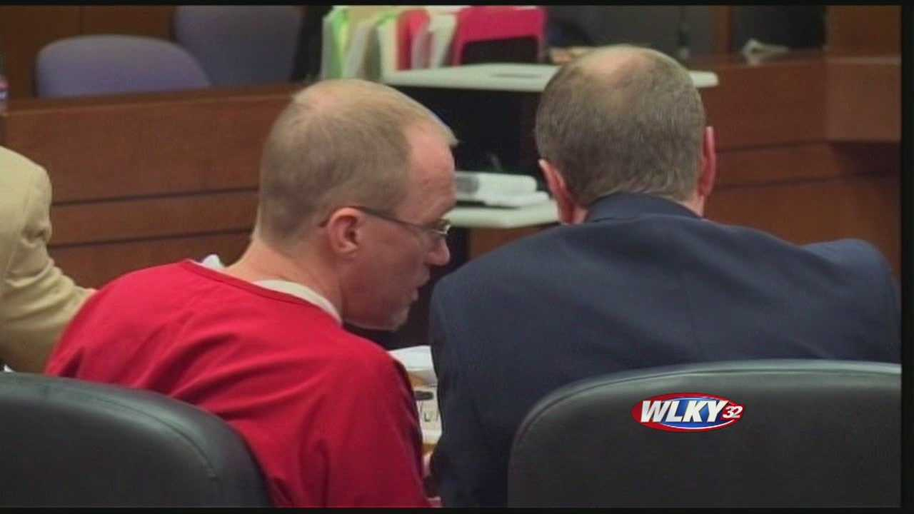 Attorneys for the man convicted of killing another man and burying his body in an Old Louisville basement request a new trial.