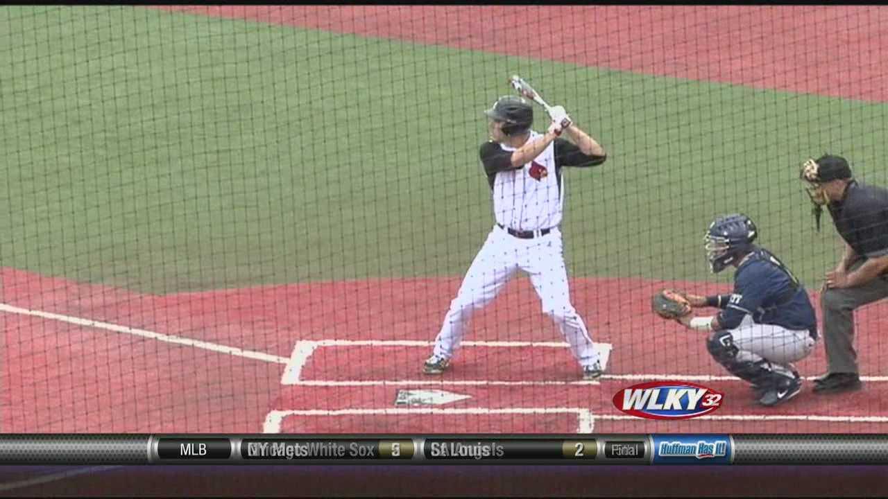 UofL baseball trying for Big East season title