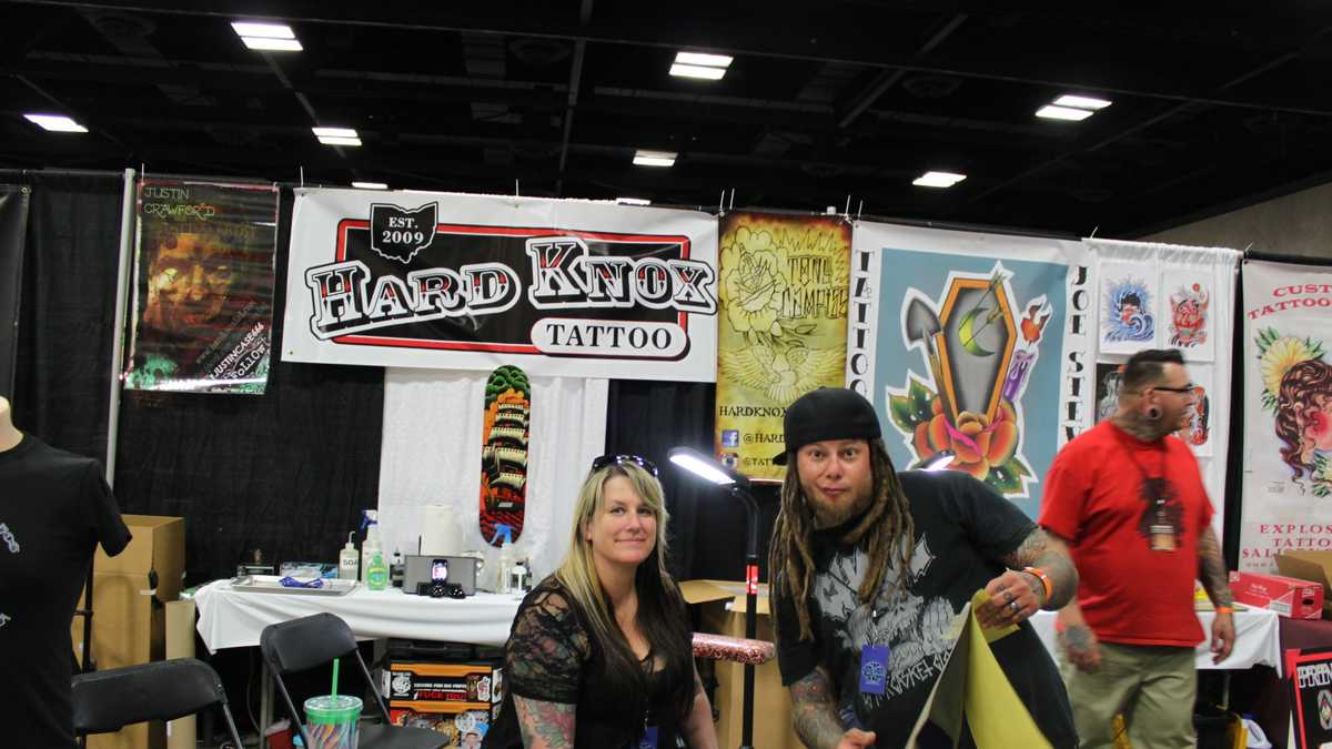 Images tattoo convention arrives in louisville for Louisville tattoo convention